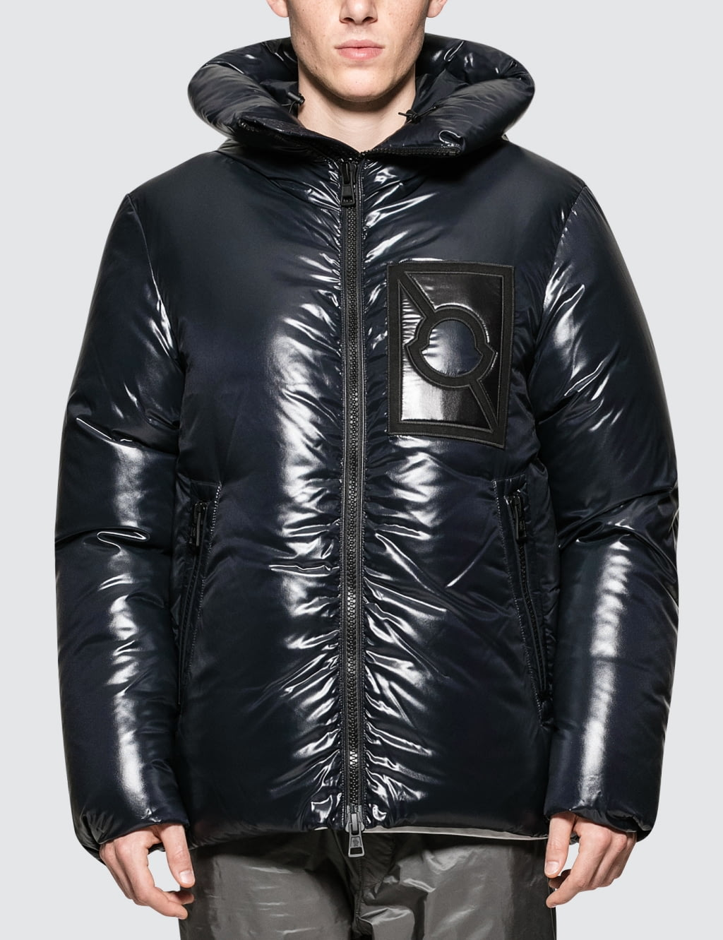 moncler craig green coat