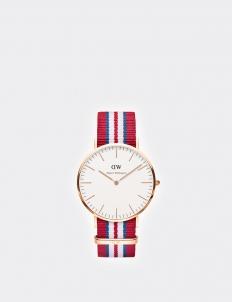 Daniel Wellington Classic Exeter Rose Gold Men's Watch