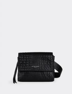 Aesthetic Pleasure Mini Cassels Croc Embossed Leather