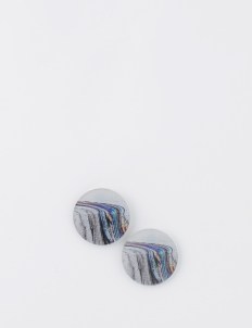 ISTAFADA Glitch Waterfall Earrings