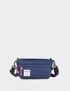 Hellolulu Navy Hollis Mini All Day Bag