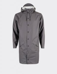 Rains Smoke Long Jacket