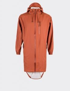 Rains Rust Parka Coat