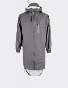 Rains Smoke Parka Coat