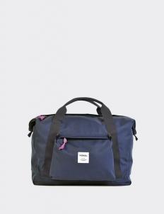 Hellolulu Navy Tobin All Day Duffel Bag