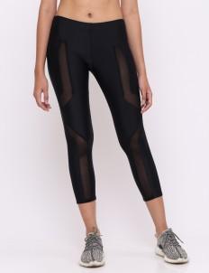 Wearstatuquo Black Galaxy Heroine Legging