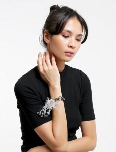 Tam Illi Translucent Chain Halleri Bracelet