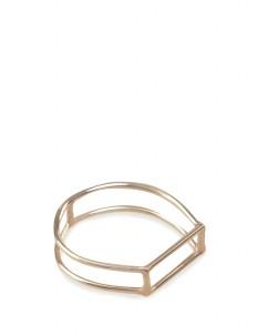 Verso Rose Gold Mylo Ring