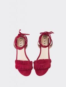 ENVE Red Lolly Sandals
