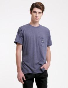 Sixteen Denim Scale Royal Basic T-Shirt