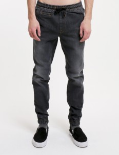 Sixteen Denim Scale Dark Gray Horton Sf Sw 03 Jogger Pants