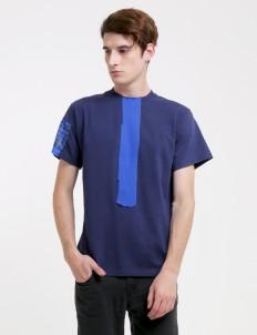Phantasma Dark Blue Tetsujin 28 T-shirt