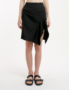 Krom Collective Black Skirt