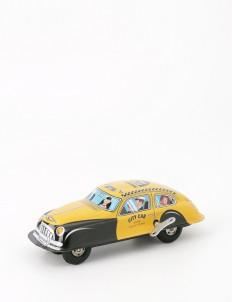 The Tin Industry Taxi Car
