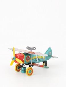 The Tin Industry Bearplane Aeroplane