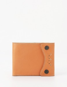 Blue Muscle Union Natural The Naval Billfold