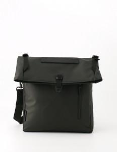 Project X Black Monofold M165UUM01BKFR Urban Messenger Bag
