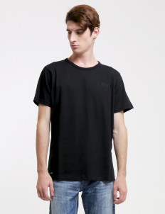 Sixteen Denim Scale Black Collection 02 Intense T-Shirt