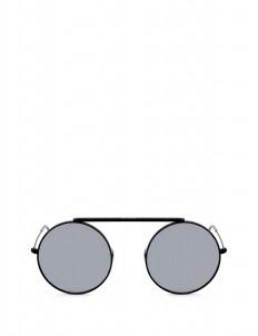 Raito Black Mirrored Sentoki Glasses