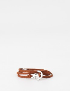 Project X Tan SKU28 The Rocker Fella Anchor Bracelet
