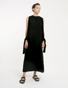 Aesthetic Pleasure Black Hope Dress