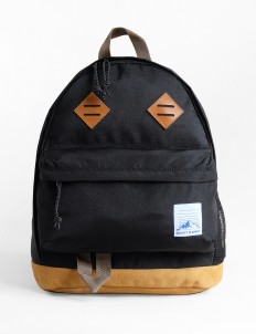 Gravity Element Black Ranu Classic Daypack