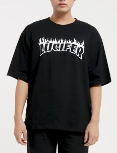Phantasma Black Lucifer Tee