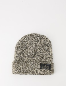 Project X Charcoal United By Blue 00A-1RW-CH0 Ragg Beanie