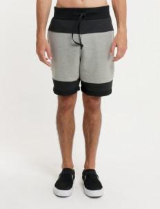 Inksomnia Navy & Gray Pabs Shorts