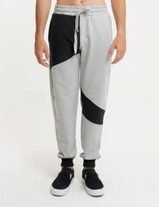 Inksomnia Gray & Black Duster Linea Pants