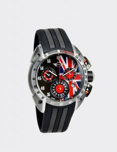 Mini Cooper Black & Gray Mini 160108 Watch