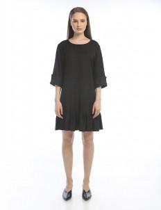 M By Mischa Black Carola Dress