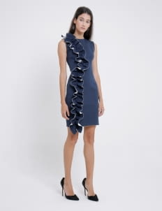 CIEL Navy Olin Dress