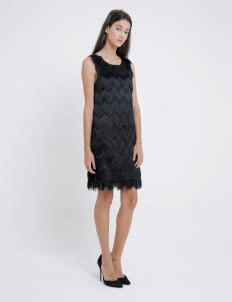 CIEL Black Farrania Dress