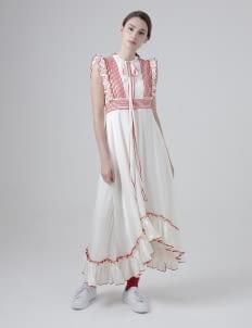Lickstudio White Sun Dress