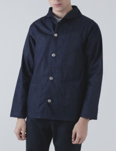 Blue Muscle Union Dark Gray The Naval Jumper