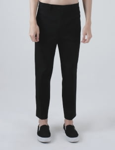 Moussa Black Taki Regular Pants