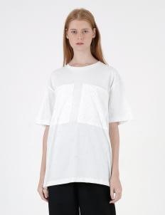 Moral White Mambo T-shirt