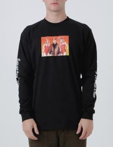 Saturday Noodle Club Black Bunny T-Shirt