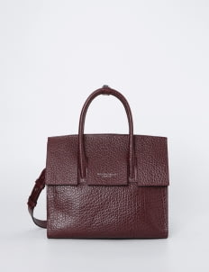 Aesthetic Pleasure Maroon Isolation Hand Bag