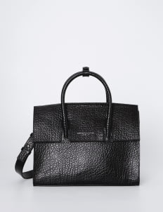Aesthetic Pleasure Black Isolation Hand Bag