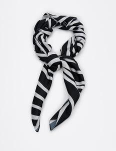 Art Of Life Black & White AOL x Zaky Arifin Scarf