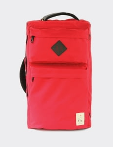 Taylor Fine Goods Red 408 Traveling  Backpack