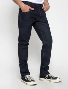 Sixteen Denim Scale Dark Blue Dippy NW 05 Denim Pants