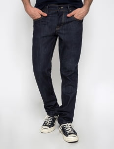 Sixteen Denim Scale Dark Blue Dippy NW 06 Denim Pants