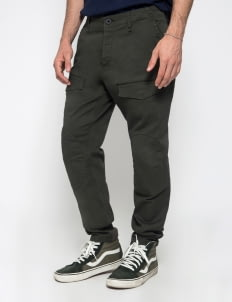 Sixteen Denim Scale Olive Denham Jogger Pants