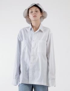 Renoir Stripes Gemini Top