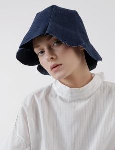 Renoir Navy Oceana Bucket Hat