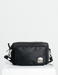 OLIVE & ELM Black Tarano Waist Bag