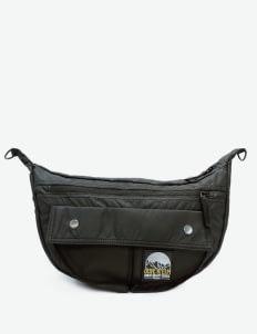 OLIVE & ELM Black Moon Messenger Bag
